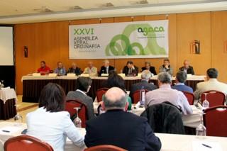 Obradoiros de emprendemento cooperativo de Agaca en Lugo e Vigo
