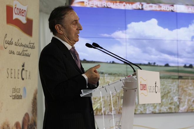 Corenpechou 2014 cun crecemento do 9% en avicultura e do 5% en porcino