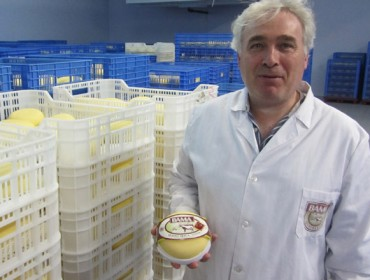 Queizuar invierte 6 millones de euros en transformar su quesería de Touro