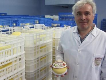 A empresa galega Queizuar avanza na dixitalización da súa queixería