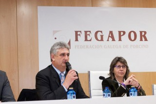 """""""Los precios del porcino de Galicia se marcan en Alemania"""""""
