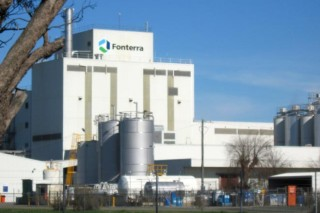 Fonterra valora iniciar poxas europeas de produtos lácteos no 2020