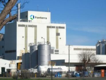 Fonterra valora iniciar subastas europeas de productos lácteos en 2020