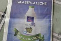 El Sindicato Labrego critica una campaña promocional de leche por banalizar el producto