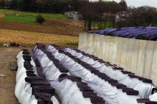 A Fruga pide o restablecemento do programa de recollida de plásticos agrícolas