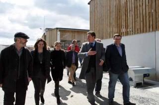 O centro de recría de xovencas de Castro de Rei abrirá no verán