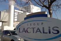 Lactalis sostén que está comprometida co sector gandeiro