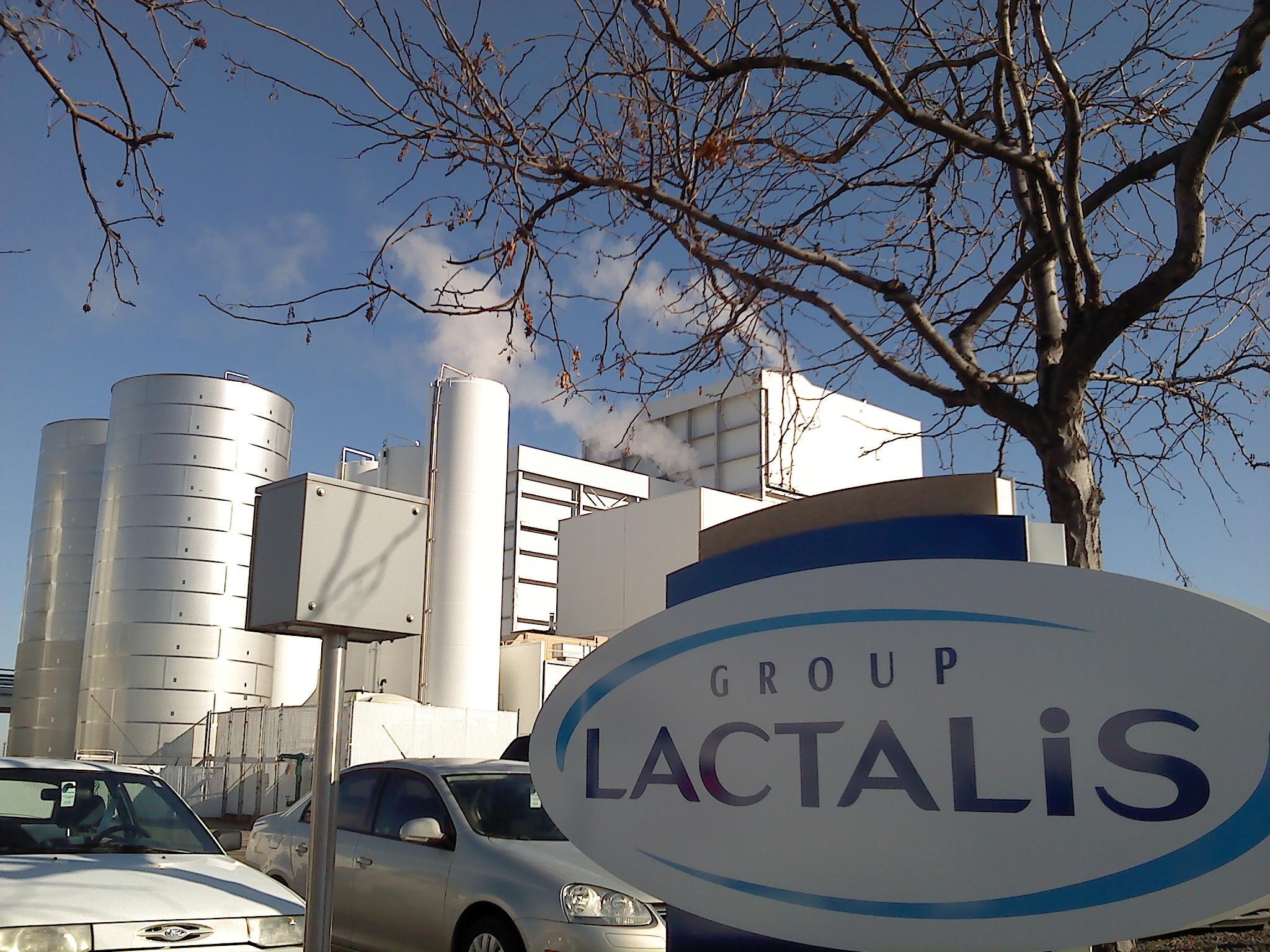 Ránking das industrias que controlan o mercado lácteo de Galicia e de España