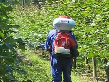 Piden á Xunta que facilite a obtención do curso de aplicador-manipulador de produtos fitosanitarios