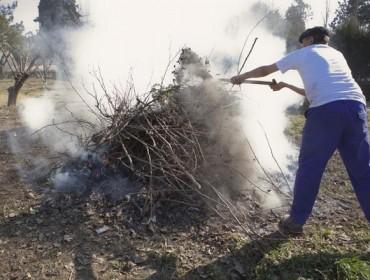 Desde este lunes se prohíben en Galicia las quemas agrícolas y forestales