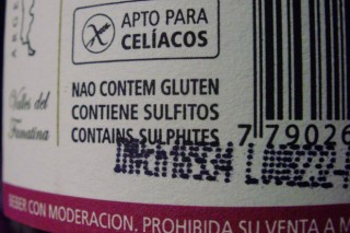 Métodos alternativos para elaborar viños sen sulfuroso