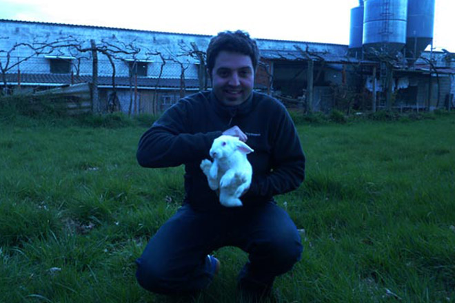 Daniel Rodicio: mozo e preparado para o rural galego do século XXI