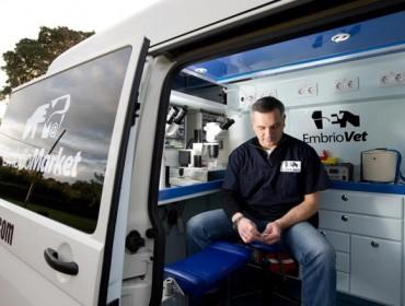 Embriomarket busca ganderías en Galicia para arrendar vacas