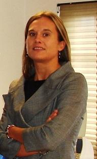 Ana Orons, secretaria xeral de Confemadera Galicia.