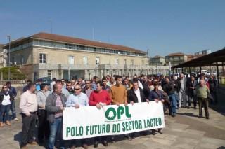 A OPL apoia a protesta de Agromuralla o martes 6