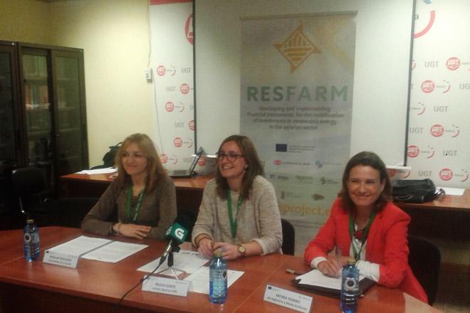 Galicia lidera un proyecto europeo para estender las energías renovables al sector agrario