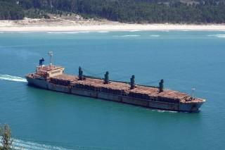 Galicia lidera a exportación española de madeira
