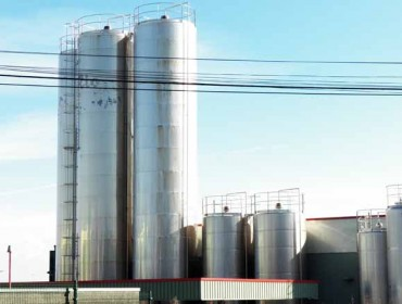 La produción de leche aumenta en Galicia en mayo