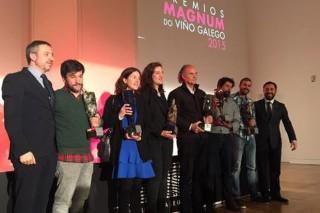 Lista de nomeados aos Premios Mágnum do Viño Galego 2016