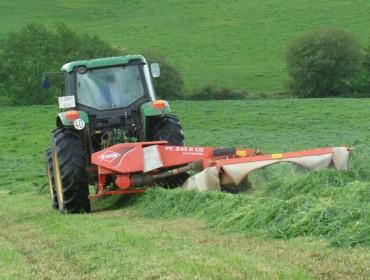 El mercado de maquinaria mejora en tractores y equipos de fitosanitarios
