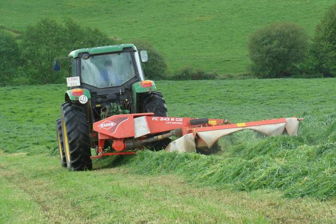 Consejos para un buen ensilaje de hierba