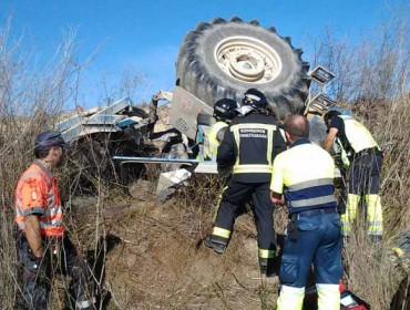 Catro claves para previr os accidentes no tractor