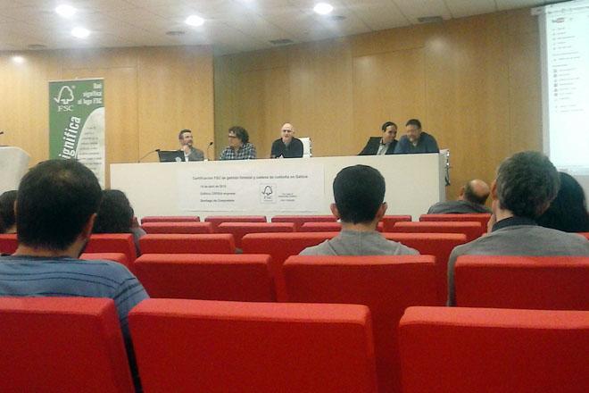 La certificación forestal crece en Galicia un 80% en los últimos 5 años