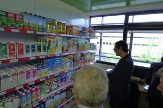 Un laboratorio para ver o comportamento do consumidor aos produtos galegos