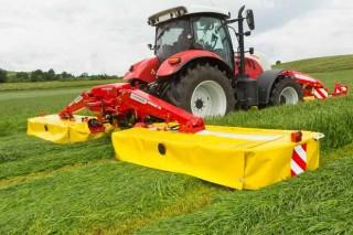 A venda de maquinaria agrícola nova cae en Galicia e sobe en España