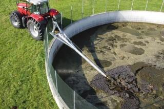 ¿Cómo medir y conocer el valor fertilizante del purín?