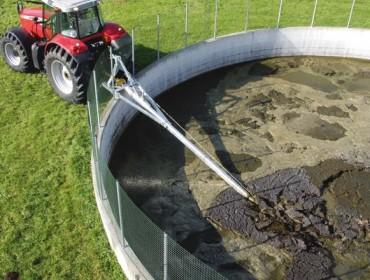 Advirten das elevadas perdas de fósforo e nitróxeno nas ganderías de vacún de leite