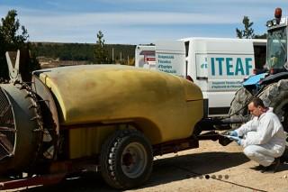Consellos para pasar a inspección de equipos fitosanitarios
