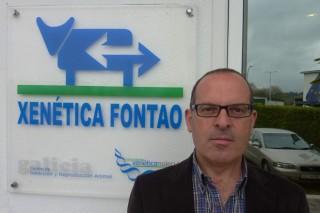 """""""Sen Xenética Fontao, dominarían o mercado as empresas de seme estranxeiras e a prezos moito maiores"""""""