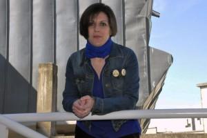 Verónica Bargiela, autora de la tesis.