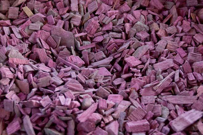 Utilización de anacos de carballo para a crianza do viño