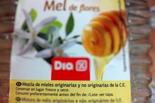 No del Gobierno a indicar el país de origen en la etiqueta de la miel