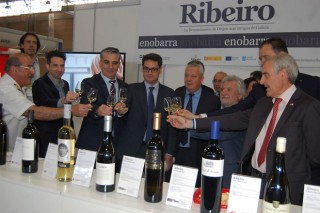 Galicia vendeu en 2014 máis de 35 millóns de litros de viño