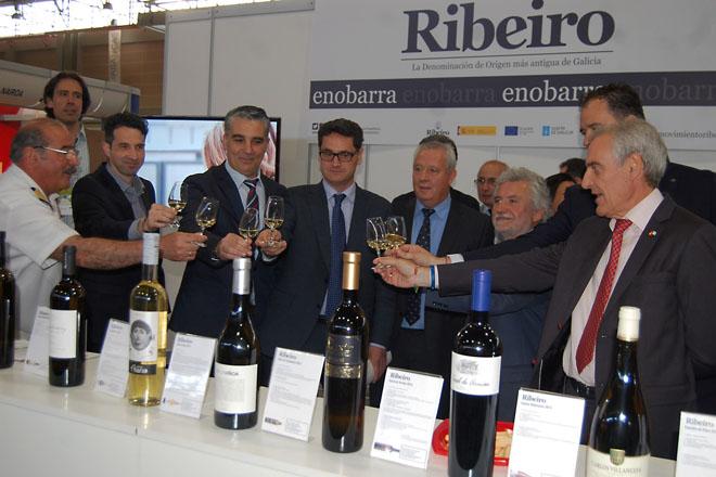 Calesson os países con maior potencial para exportar viños?