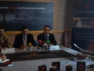 COPORCELavanza acordos de comercialización de porco celta a nivel internacional