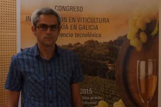 """""""Hai terreos en Galicia nos que a rega do viñedo é aconsellable, e co cambio climático máis"""""""