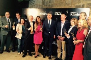Ramón do Casar, Canción de Elisa y Pazos de Albor, mejores vinos Ribeiro 2015