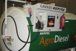 Boas prácticas para a conservación do gasóleo agrícola