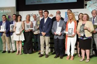 Premiados na XXVII Cata dos Viños de Galicia