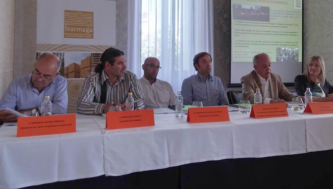 A asemblea de Fearmaga reitera as críticas a Medio Rural pola súa xestión forestal
