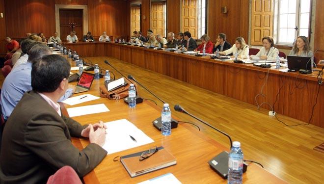 A política contraincendios, foco de discrepancias entre Xunta e sector forestal