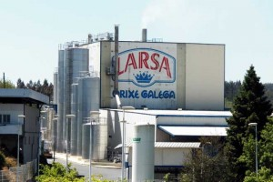 Larsa ha ampliado sus instalaciones en Outeiro de Rei y Vilagarcía