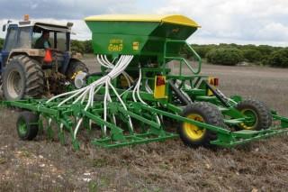 Técnicas de laboreo para conservar a saúde do solo