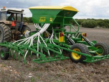 Os equipos de sementeira directa acaparan o 65% das axudas do Plan Renove de maquinaria agrícola