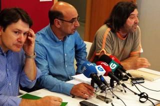 As organizacións agrarias convocan unha protesta do sector lácteo para o 17 de xullo