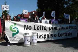 O SLG denuncia que Logística Alimentaria incumpre os contratos